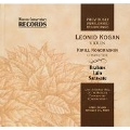 Brahms: Violin Concerto Op.77; Lalo: Symphonie Espagnole Op.21; Sarasate: Caprice Basque Op.24