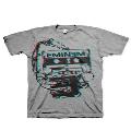 Eminem Tape&Logo T-shirt/XLサイズ