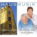 Hausmusik - C.Goldmark, E.W.Korngold, B.Walter, etc