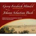 ヘンデル: 水上の音楽第1組曲, 第2組曲; J.S.バッハ: 管弦楽組曲第3番(G線上のアリア)