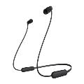 SONY Bluetoothイヤホン WI-C200/ブラック
