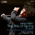 ストラヴィンスキー:バレエ音楽『春の祭典』 [UHQCD]