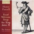 パーセル: ジェームズII世のための歓迎歌集 (ウェルカム・ソング集)<日本限定特別限定盤>