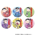 おそ松さん × TOWER RECORDS トレーディング缶バッジ(全6種)