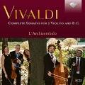 ヴィヴァルディ: 2台のヴァイオリンと通奏低音のためのソナタ全集