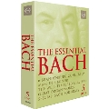 The Essential Bach - 6 Brandenburg Concertos, Mass in B minor, The Well-Tempered Clavier I, etc