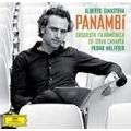 Ginastera: Panambi Op.1, Estancia Op.8, Overture for El Fausto Criollo