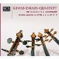 Mendelssohn: String Quartet No.4 Op.44-2; Schumann: String Quartet Op.41-2