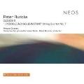 ルジツカ: <クラウズ(雲)2>~弦楽四重奏と管弦楽のための
