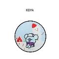 BT21 アクリルマグネット Winter Ver./KOYA
