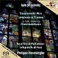 Stravinsky: Symphonie de Psaumes
