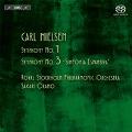 "C.Nielsen: Symphony No.1, No.3 ""Sinfonia Espansiva"""
