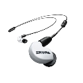 SHURE ワイヤレスイヤホン SE215+ Special Edition/ホワイト