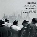バルトーク: ヴァイオリン協奏曲, 管弦楽のための協奏曲