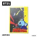 BT21 ダイカットクリアファイル Vol.3/KOYA