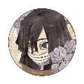 鬼滅の刃 カンバッジ/伊黒小芭内