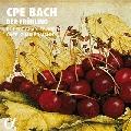 C.P.E.バッハ: 室内楽と俗世の歌さまざま ~ドイツの各地で~