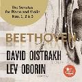 ベートーヴェン: ヴァイオリンとピアノのためのソナタ第1番、第2番、第3番