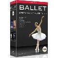 「パリ・オペラ座バレエBOX」~バレエ《ジュエルズ》、《椿姫》、《白鳥の湖》、《シンデレラ》
