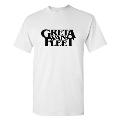 GRETA VAN FLEET ロゴTシャツ(ホワイト)/Sサイズ