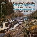 シューマン&グリーグ:ピアノ協奏曲<初回生産限定盤>