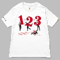 143 THE BAWDIES NO MUSIC, NO LIFE. T-shirt (グリーン電力証書付) Lサイズ