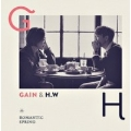 Romantic Spring: Gain & Jo Hyung Woo Duet Mini Album