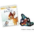 バンビ MovieNEX [Blu-ray Disc+DVD]<初回限定購入特典付き>