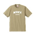 MUCC × TOWER RECORDS T-shirts B サンドカーキ M