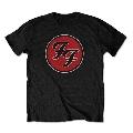 FOO FIGHTERS FF Logo T-shirt/Lサイズ