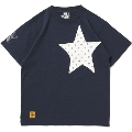 TOWER RECORDS × CHUMS NMNL STAR POCKET TEE NAVY/Mサイズ