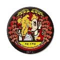 鬼滅の刃 VETCOLO グリッター缶バッジ/煉獄杏寿郎