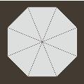 ヘゴー: 八角形の部屋