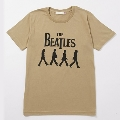 Abbey Road Silhouette Tee Olive/Sサイズ
