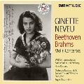 Beethoven, Brahms - Violin Concertos