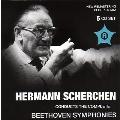 Hermann Scherchen Conducts the Complete Beethoven Symphonies