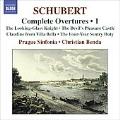 Schubert: Complete Overtures Vol.1 / Christian Benda(cond), Prague Sinfonia