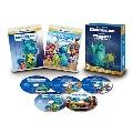 モンスターズ・インク MovieNEX 2ムービー・コレクション [3Blu-ray Disc+2DVD]<期間限定版>