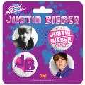 Justin Bieber 「Album Release Box Set」 4 Pack buttons