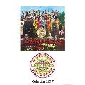 The Beatles Wall Calendar 2017