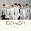 The Romeo: 1st Mini Album (メンバー直筆サイン入り)