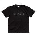 WTM_ジャンルT-Shirts FOLKLORE ブラック XLサイズ