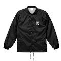 THE NINTH APOLLO × WEARTHEMUSIC コーチジャケット ナイン(ブラック) Mサイズ