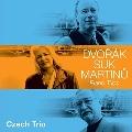 ドヴォルザーク/マルティヌー/スーク: ピアノ三重奏曲集