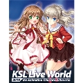 KSL Live World 2016 ~the Animation Charlotte&Rewrite~ [Blu-ray+アクリルキーホルダー]<初回生産限定版>