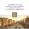 Vivaldi: Concerti da Camera Vol.1-4