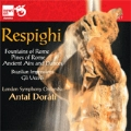 Respighi: Ancient Airs and Dances, Fountains of Rome, Pines of Rome, etc