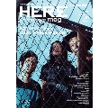 ぴあMOOK 「HEREmag」