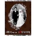 LOVE LETTER [CD+DVD+BE@RBRICK]<完全生産限定盤/スペシャルバレンタインパッケージ仕様>