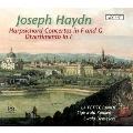 ハイドン: ハープシコード協奏曲集、ディヴェルティメント Hob.II-20